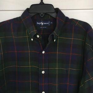 Polo by Ralph Lauren men's button shirt